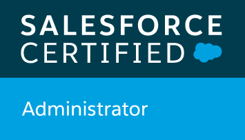 Certified Admin Badge