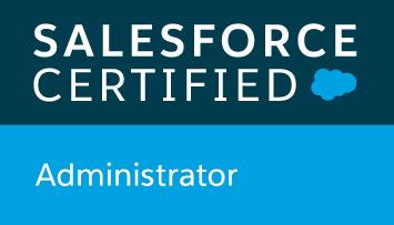 Certified Admin Badge